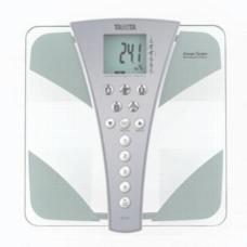 Stylová sklenìná osobní digitální váha Tanita BC - 543 - zvìtšit obrázek