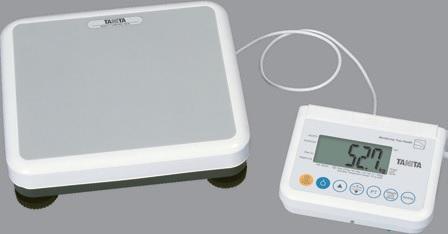 Lékaøská digitální váha Tanita WB 150MA S