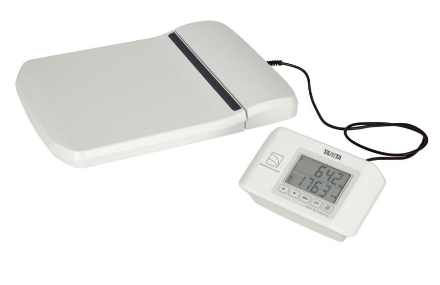 Lékaøská digitální váha s funkcí BMI WB 380S