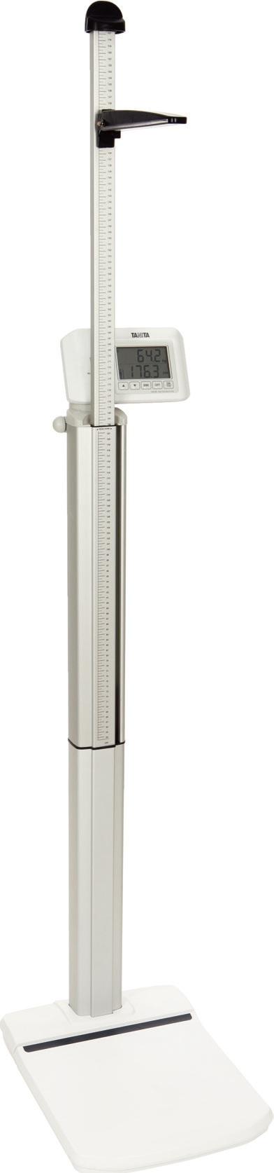 Lékaøská digitální váha s funkcí BMI a výškomìrem WB 380H