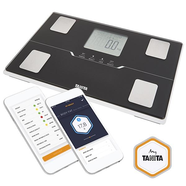 Chytrá osobní váha s tìlesnou analýzou a pøipojením Bluetooth BC 401 èerná - zvìtšit obrázek